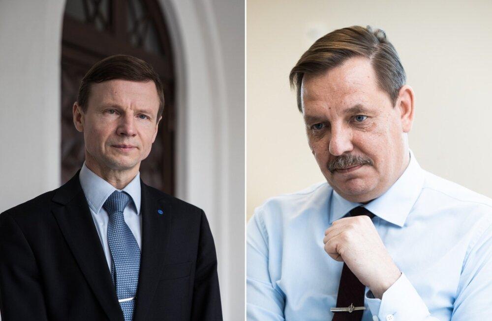 Aivar Sõerd uurib majandusminister Taavi Aasalt, miks ta edastas neljarealiste teede kohta eksitavat infot