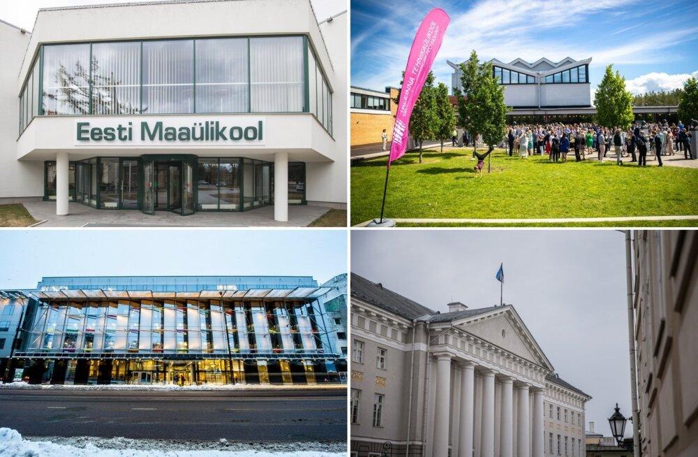 Eesti ülikoolid
