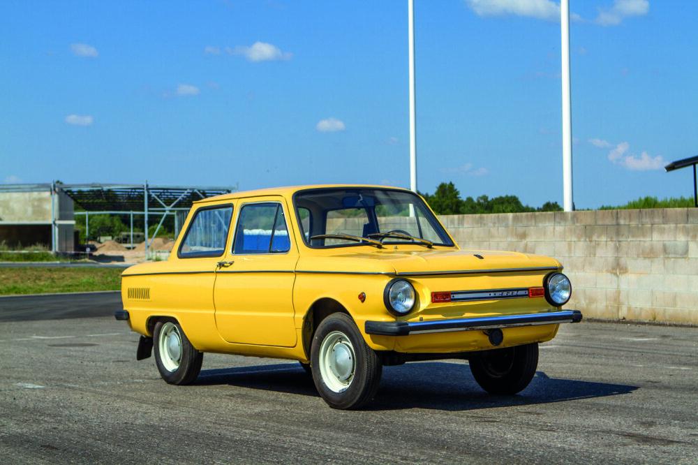 6b30c21d0d1 Nõukogude Liidu kõige odavam auto - Forte