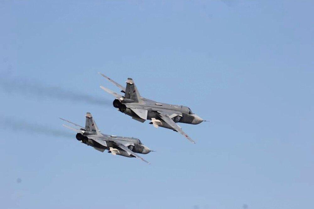 Пентагон раскрыл маршрут переброски 14 самолетов ВКС России в Ливию
