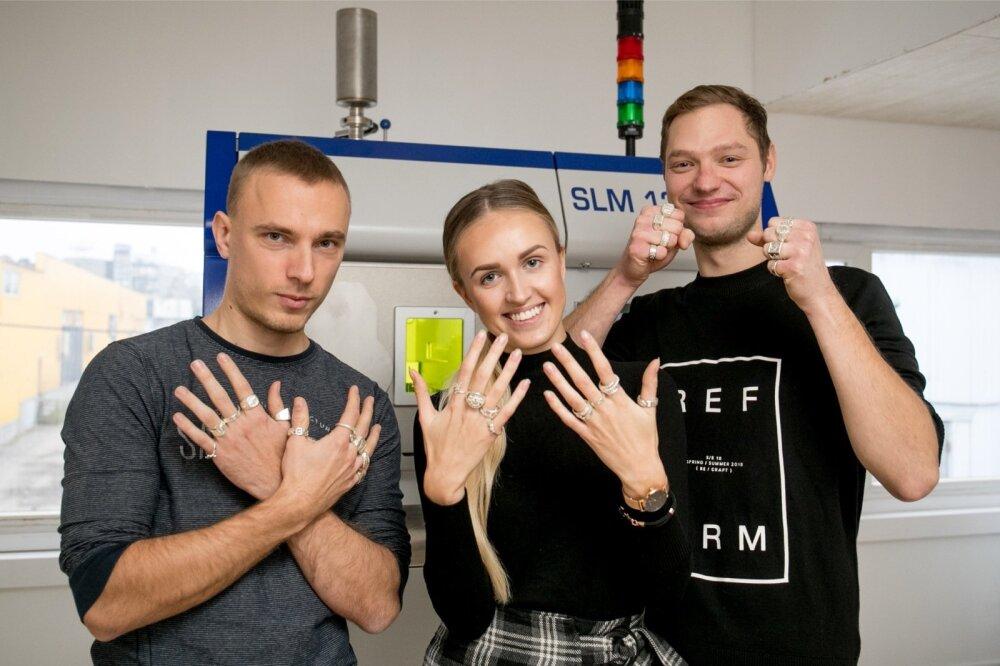 40796ccbca2 ANNE & STIILI VIDEO   Tallinnas valmistatakse maailmakuulsatele ...