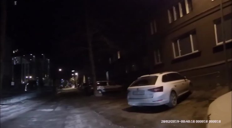 49876be7fe6 VIDEO   Mupo patrull tabas Tallinna kesklinnas seinu sodinud noorukitekamba