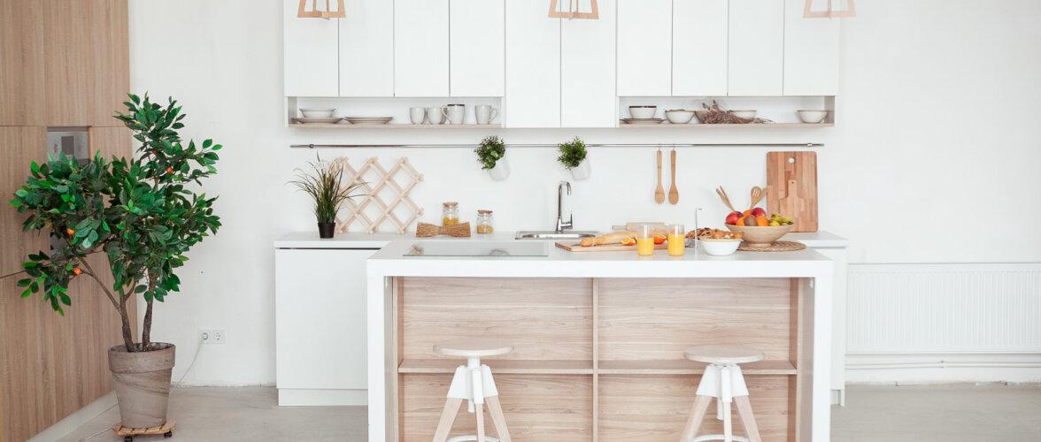 Viis soodsat võimalust, kuidas köögile värskem välimus anda