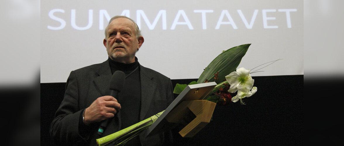 Mait Summatavet nimetati Eesti Sisearhitektide Liidu auliikmeks