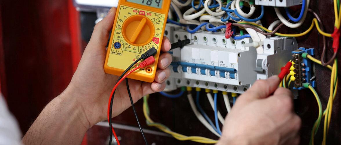 3 lihtsat nõuannet ühistule elektrisüsteemi ohutuse tagamiseks