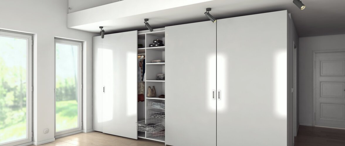 L-Uks tagab Sulle garderoobisüsteemi, mille kvaliteedis ei ole põhjust kahelda