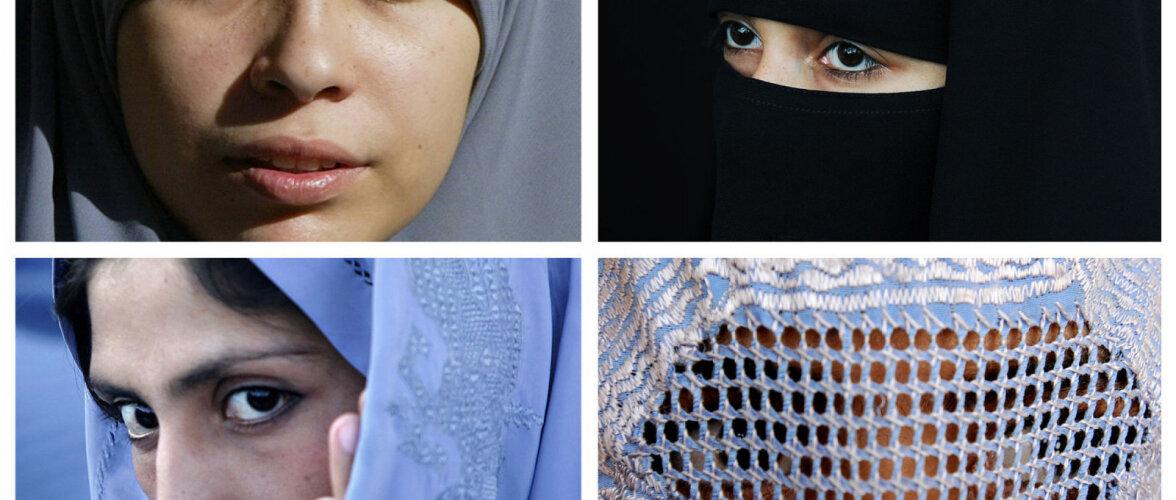 Где в Европе запрещено носить паранджу и скрывать лицо