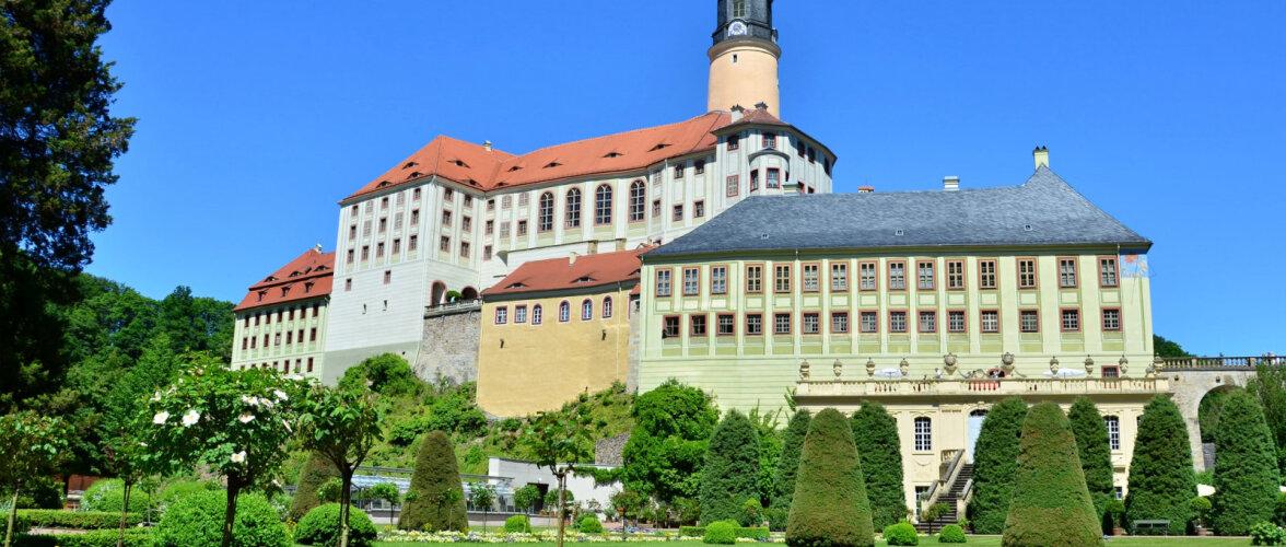 Нацистский тайник в старинном замке