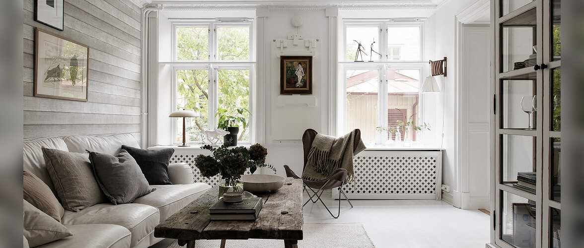 Hea stiilitundega renoveeritud kodu, mille võlu peitub lihtsuses
