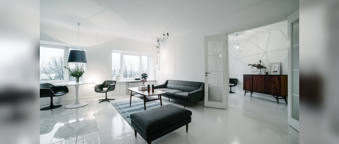 Skandinaaviapärane korter Kalamajas. Oot-Oot Studio
