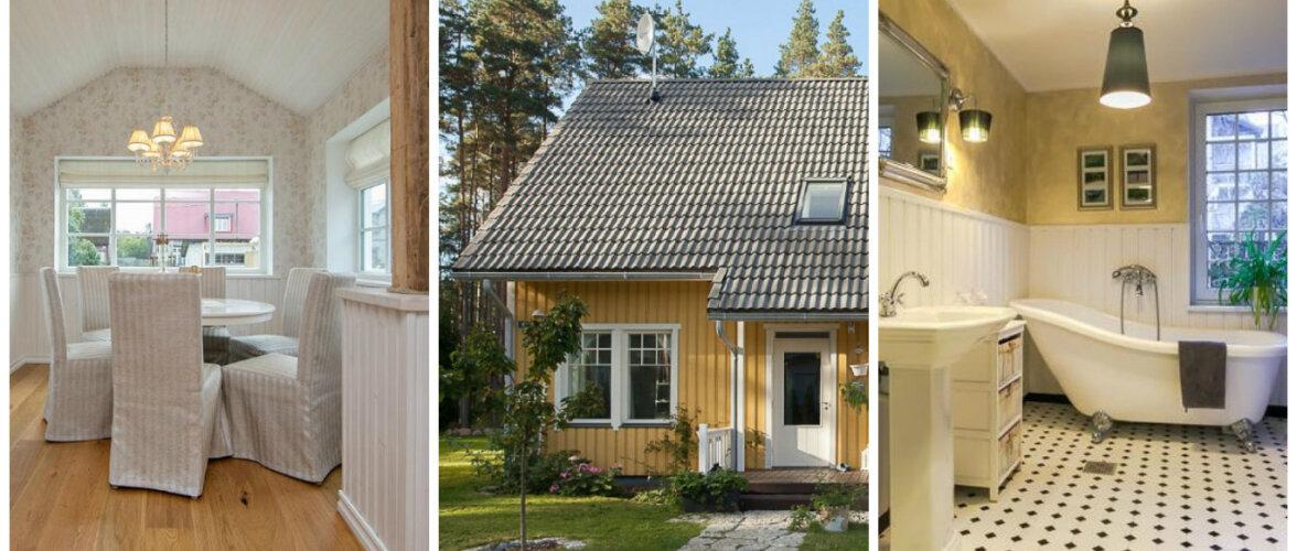Neli imekaunist helgeks kujundatud kodu