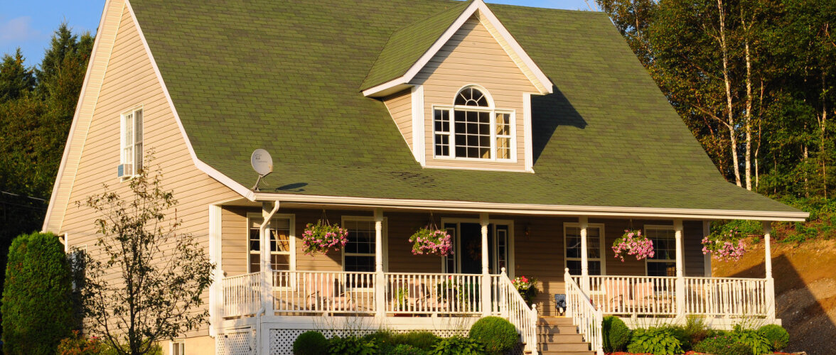 Millist katust majale valida?