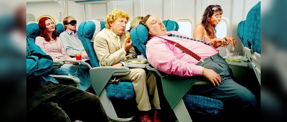 Как частые путешествия влияют на лишний вес