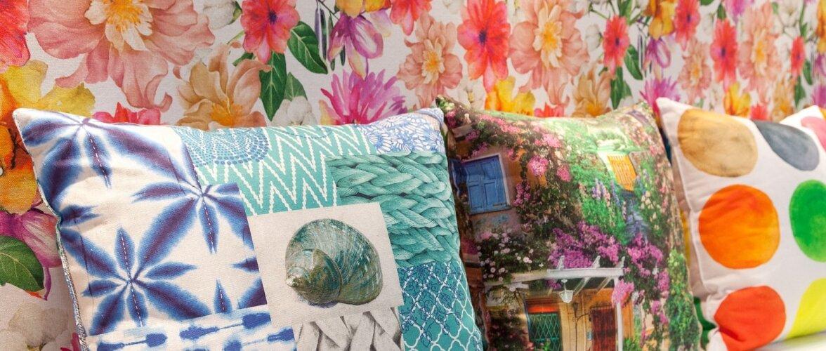 Heimtextil tekstiilitrendid 2016 - pehme mööbel