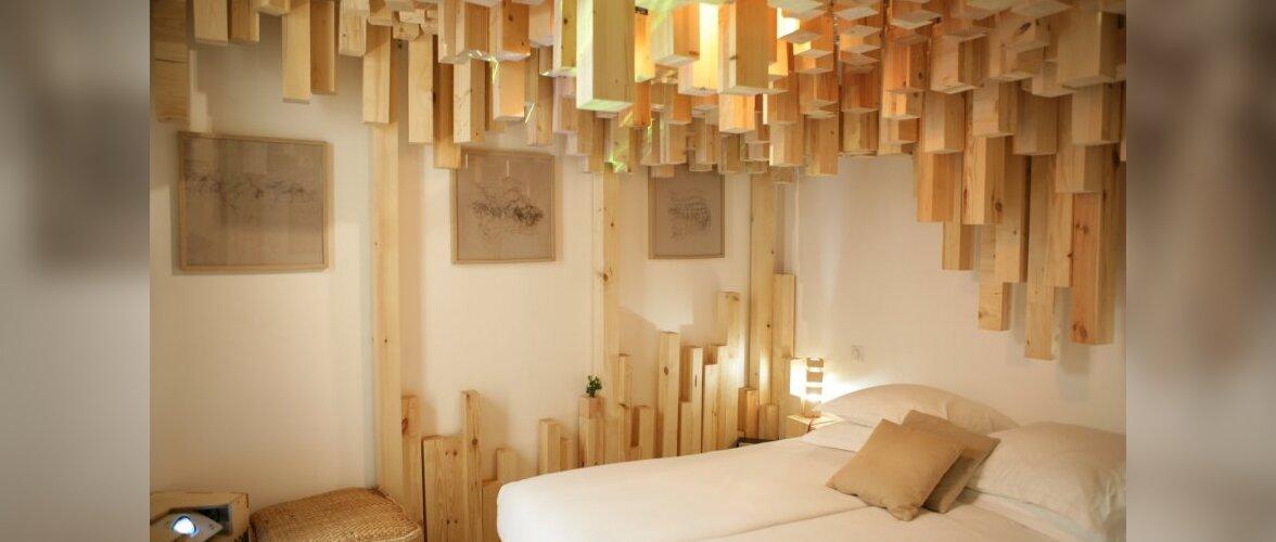 Unikaalsed kunstnike loodud interjöörid. Hotell Au Vieux Panier