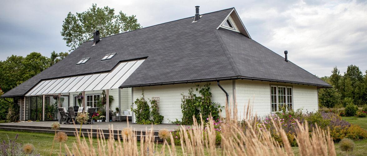 Kaasaegne rehielamu Saaremaal