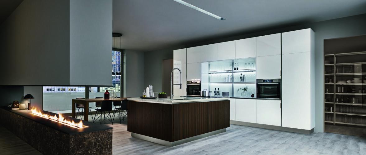 Avatud riiulid köögis — plussid ja miinused