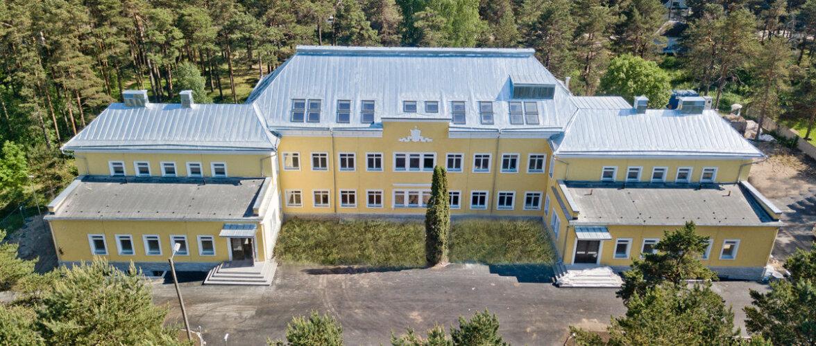 Nõmmel avatakse uus eakate kodu