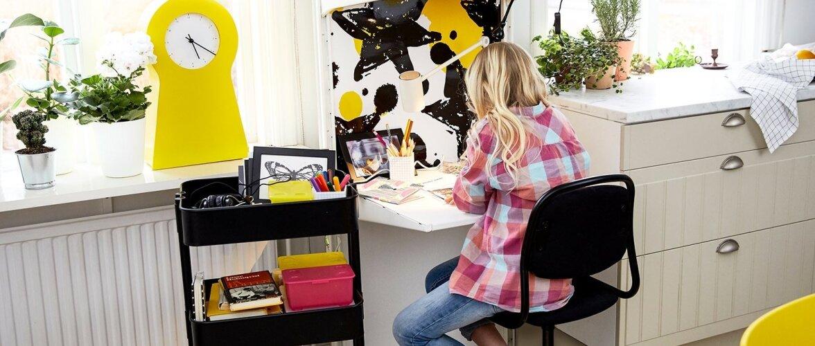 IKEA koolimööbel 2017