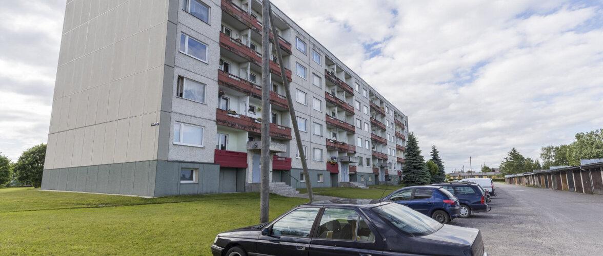 Paides ja Türil on odavad korterid otsas. Kinnisvara hinnaralli on Tallinnast jõudnud ka Järvamaale