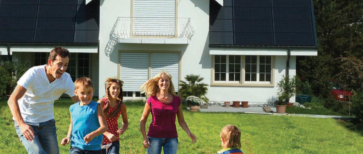 Tõhusad päikesepaneelid