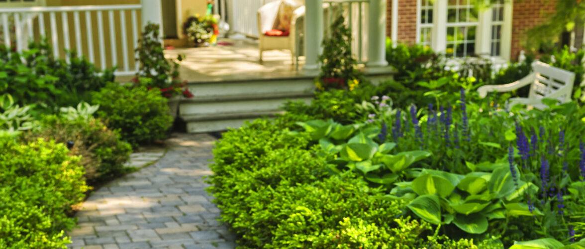 NÕUANDEID: Kivisillutis muudab aia praktilisemaks, korrapärasemaks ja peab kaua vastu