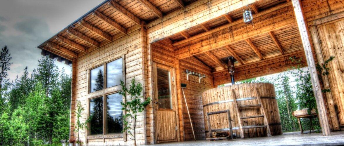 23 ideed — ehita endale täiuslik saun!