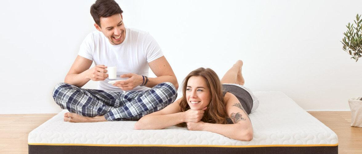 Uus trend: unusta voodi ja pane madrats põrandale. Kas madratsit on võimalik otse põrandale panna?