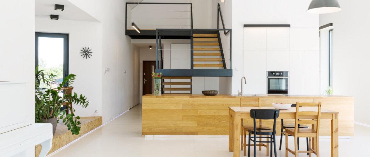 Köök ja elutuba — kas kokku või lahku?