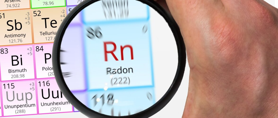 Valmis radooni mõõtmise juhend