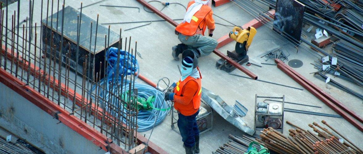 Uuring: Ehituses jääb puudu nii insenerierialade kui ka kutsehariduse lõpetajatest
