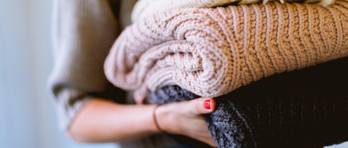 Kas pandeemia ajal tuleks pesu kuidagi teisiti pesta?