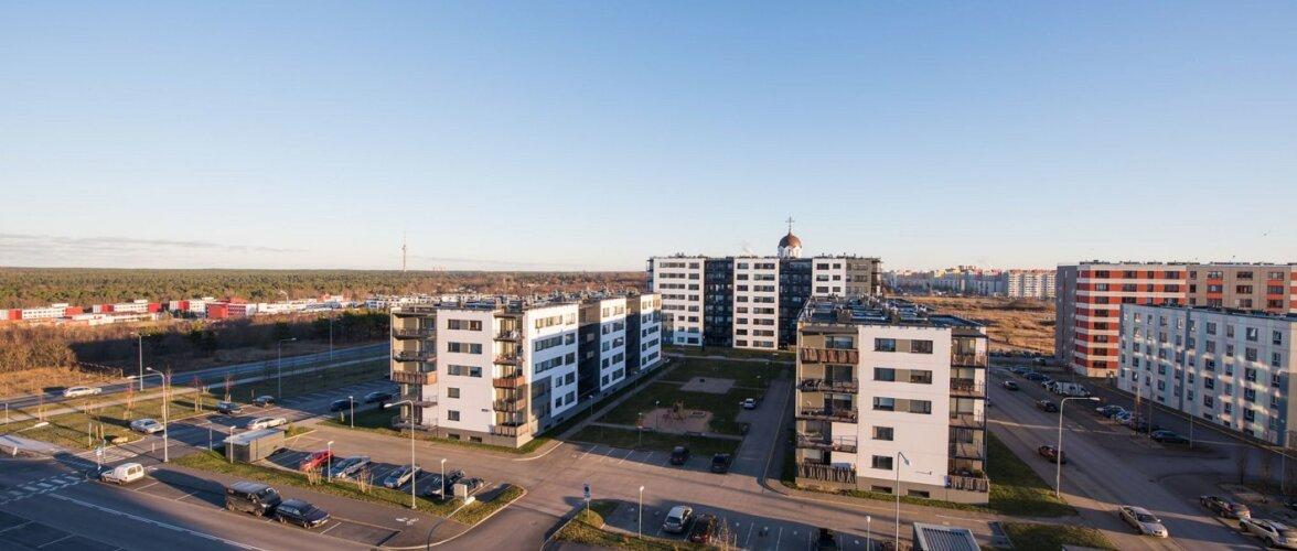 Palgakasv ja linnastumine on vedanud eluasemeturu kasvu