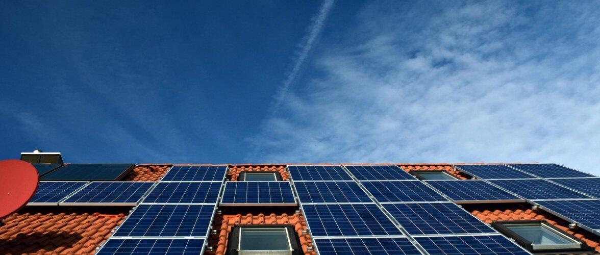 Mis vahe on päikesepaneelil ja päikesekollektoril?