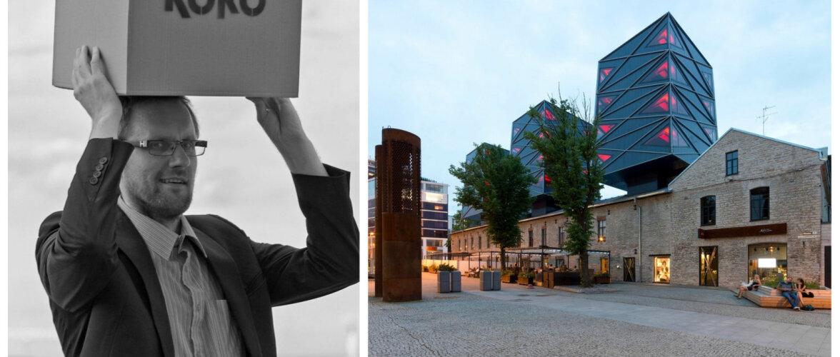 11 küsimust   Arhitekt Raivo Kotov — Salvo klotsidest silmapaistvate suurprojektideni