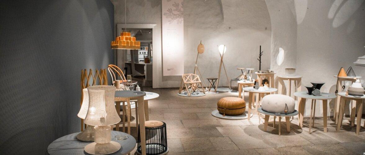 FOTOGALERII: Eesti Tarbekunsti- ja Disainimuuseumis näeb merevaatega disaini
