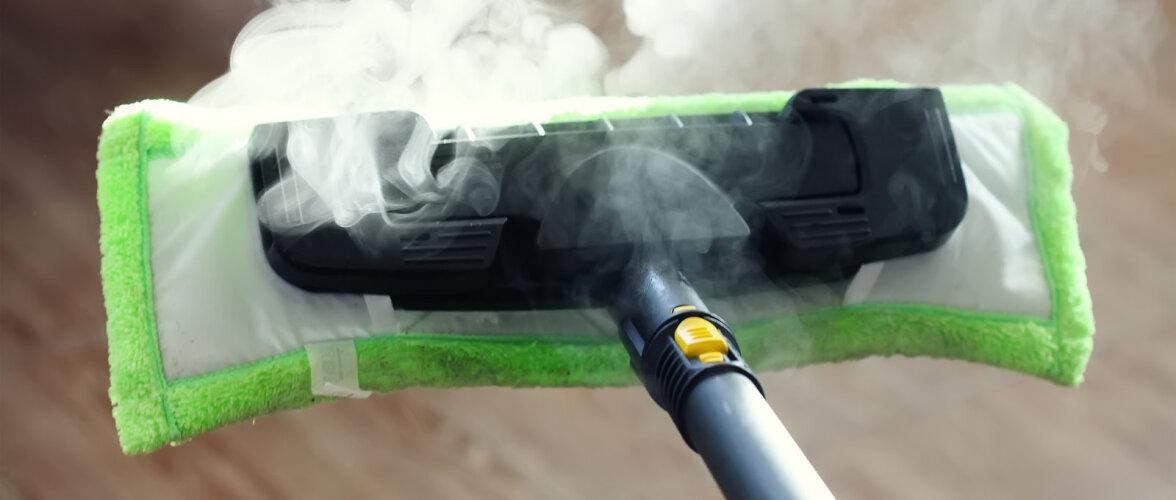 Millal võiks kasutada aurupuhastit ja miks on see nii tõhus variant?