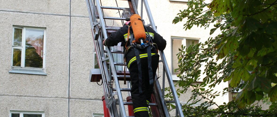 Kuidas peaksid vanad korterelamud tuleohutust parandama? Eraldi toetusmeetmeid selleks praegu ei ole