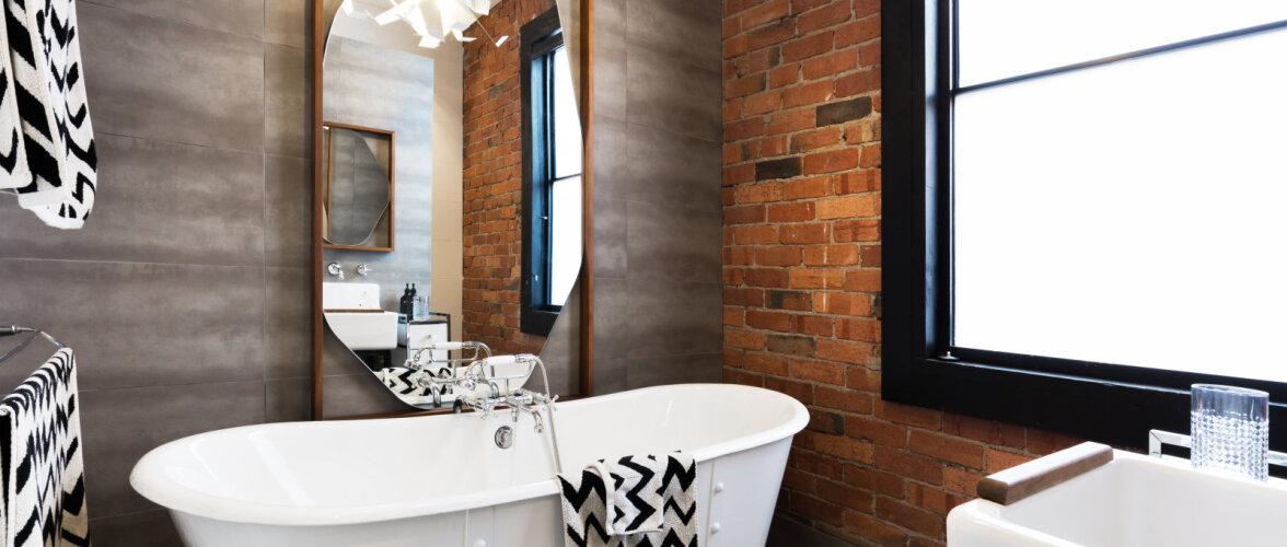 Sisustusnõuanded: kuidas muuta pisike vannituba avaramaks