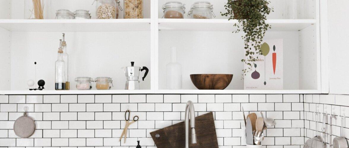 Köögi tagasein — erinevate materjalide plussid ja miinused