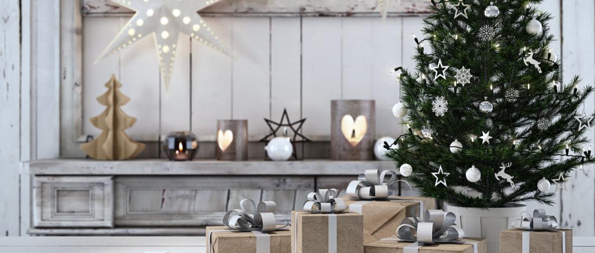 Kuidas loovad oma kodus jõulumeeleolu Eesti sisearhitektid?