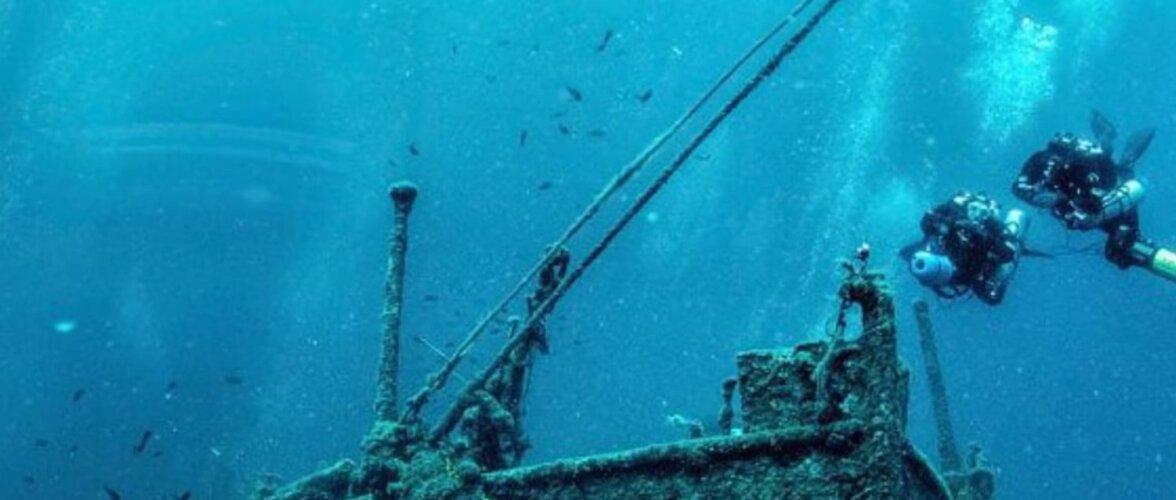 Ученые нашли 400-летний пиратский корабль на Бермудах