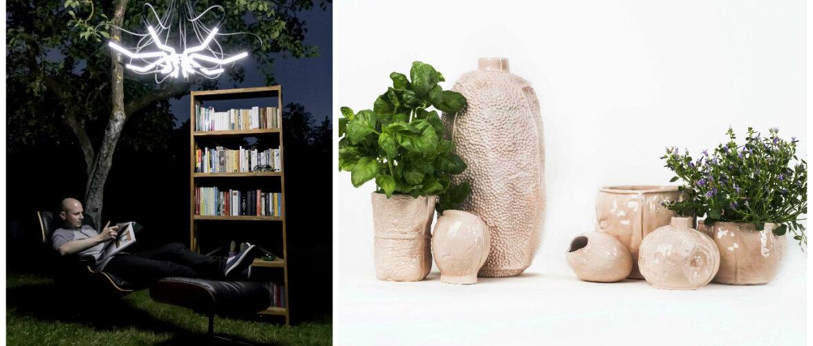 FOTOD: Noore disaineri preemia SÄSI finalistide tööde hulgas on lahedat disaini ka kodusesse interjööri