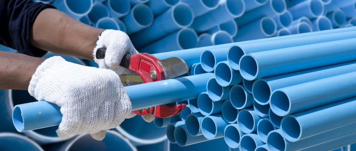 Kortermajade tarbeveetorustikku vahetama asudes peab tundma uute materjalide iseärasusi