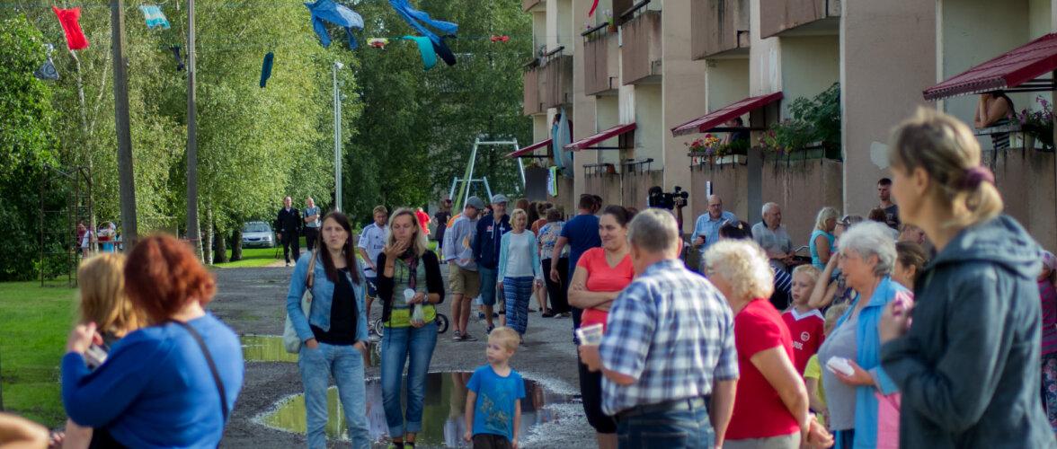Väätsal valmistutakse ainulaadseks kortermajade festivaliks