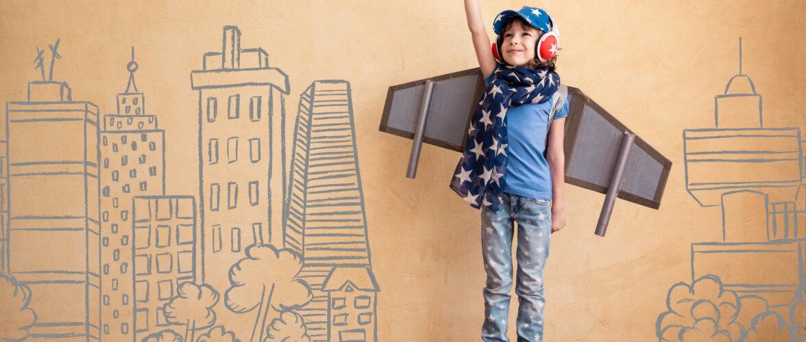 Sisearhitekt Anita Karma: kuidas kujundada lastetuba