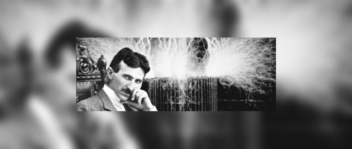 """Film """"Nikolai Tesla salajane elu"""" Helioses"""