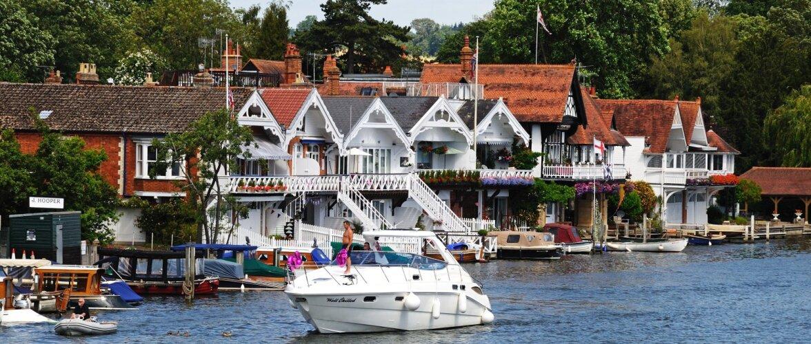 TOP 10 | Inglismaa väikelinnad, mis on koduks kuulsatele multimiljonäridele