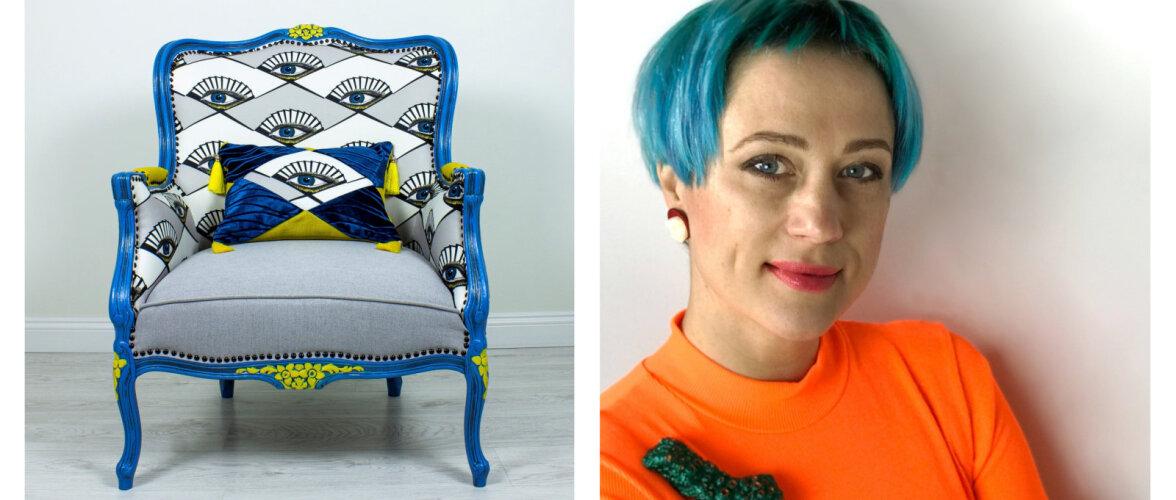 11 küsimust. Disainer Natalja Eljas loob seda, mis teeb õnnelikuks