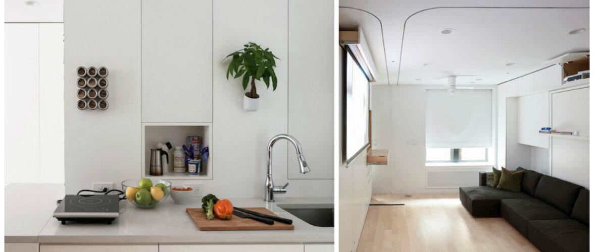 Ela suurelt väiksel pinnal — 39 ruutmeetri kompaktne lahendus